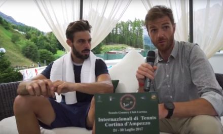 CHALLENGER CORTINA 2017, INTERVISTA A MARCEL GRANOLLERS