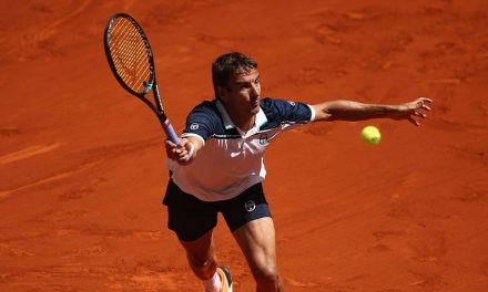 TOMMY ROBREDO AGLI INTERNAZIONALI DI TENNIS ATP COUNTRY TEAM