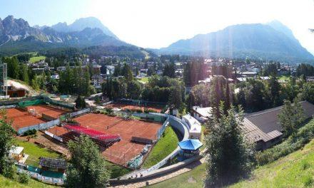 Challenger Cortina 2017 22-30 luglio, l'ATP: 'Cornice splendida fra le più belle del circuito'
