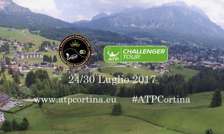 PROMO INTERNAZIONALI DI CORTINA 2017: L'ATP IN ALTA QUOTA
