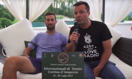 INTERVISTA A MATTEO VIOLA, SEMIFINALISTA DEL CHALLENGER DI CORTINA 2017